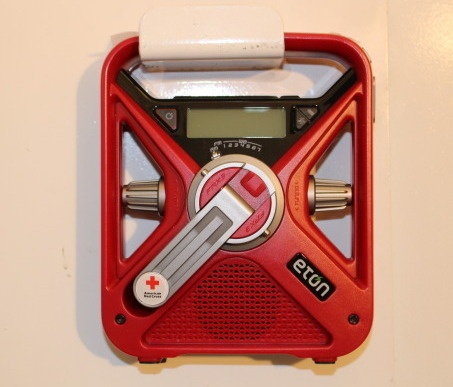 Optional safe room features include an all-purpose weather radio