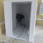 safe room installation can typically be performed in 1-2 hours