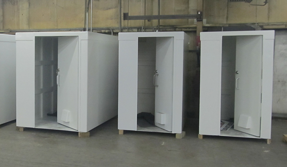 Above ground tornado shelter safe room sizes