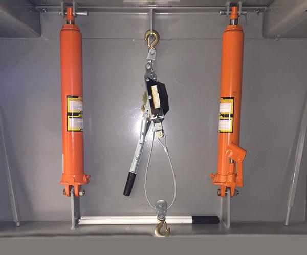 Dual Jack System